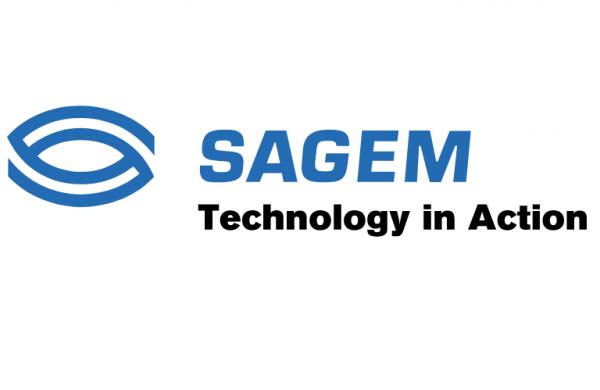 Original Sagem 252601633 / TTR 480 R Thermo-Transfer-Rolle 140 Seiten VE a 3 Stück