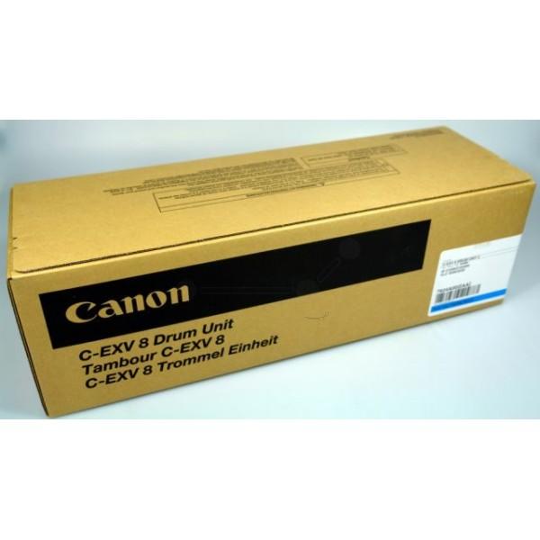 Original Canon 7624A002 / C-EXV 8 Drum Kit cyan 56.000 Seiten