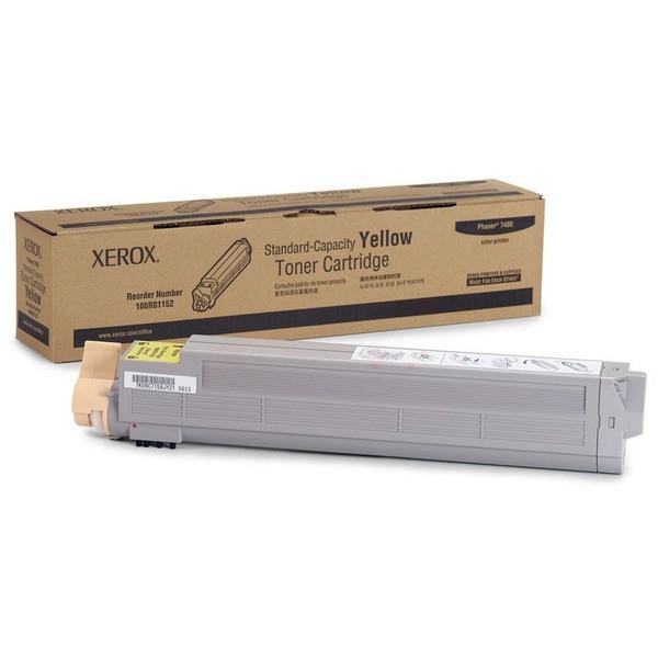 Original Xerox 106R01152 Toner gelb 9.000 Seiten