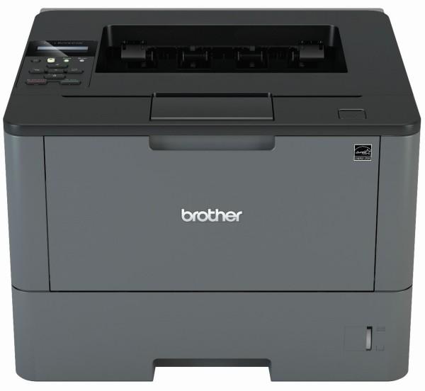 BROTHER HL-L5200DW A4 monochrom USB Laserdrucker 40ppm 250 Blatt + 50 Blatt MF Papierzufuhr Duplex