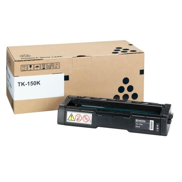 Original Kyocera 1T05JK0NL0 / TK-150 K Toner schwarz 6.500 Seiten