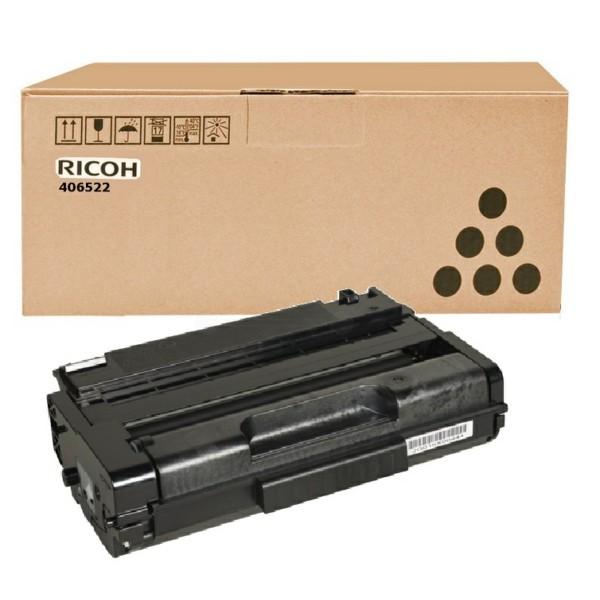 Original Ricoh 406522 / SP 3400 HA Tonerkartusche schwarz 5.000 Seiten