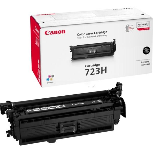 Original Canon 2645B002 / 723H Tonerkartusche schwarz 10.000 Seiten