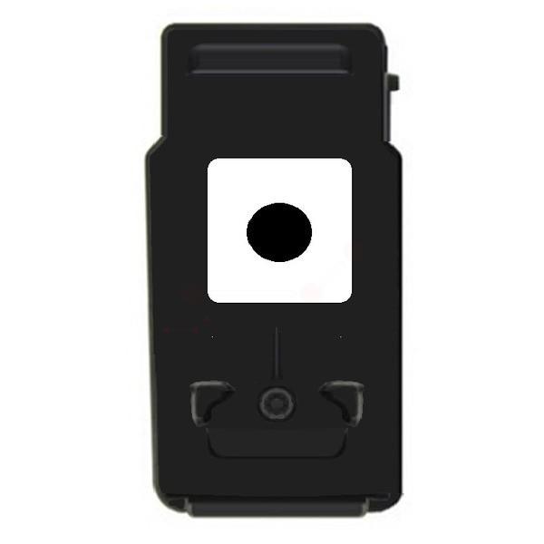 Original Canon 5222B005 / PG-540 XL Druckkopfpatrone schwarz pigmentiert 21 ml 600 Seiten
