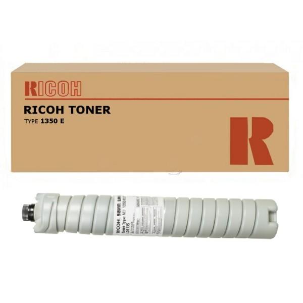 Original Ricoh 828295 / TYPE 1350 E Toner schwarz 60.000 Seiten