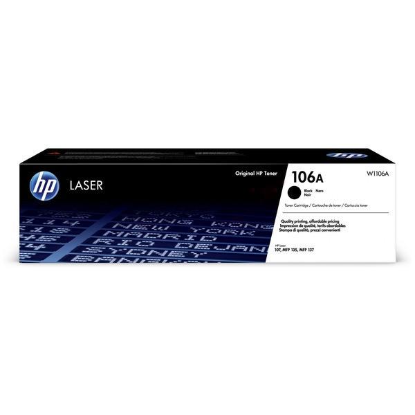 Original HP W1106A / 106A Tonerkartusche 1.000 Seiten