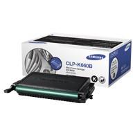 Original Samsung ST906A / CLP-K660B Toner black 5.500 Seiten