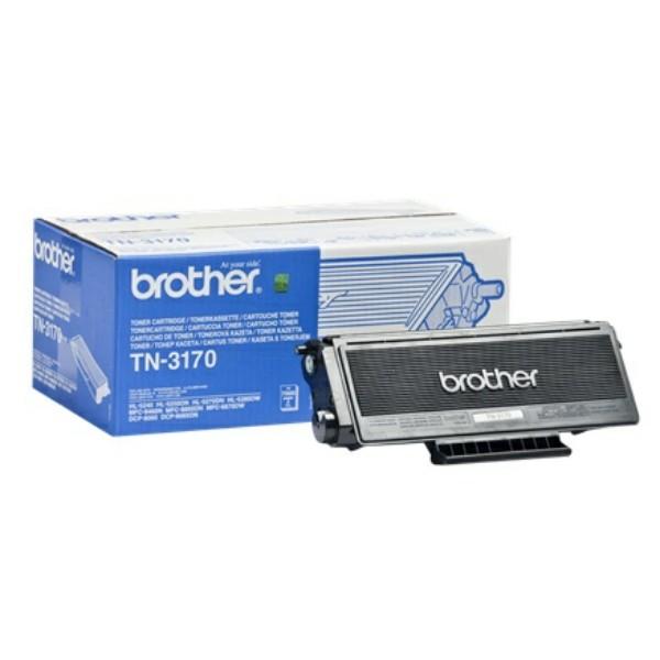 Original Brother TN3170 Toner-Kit 7.000 Seiten