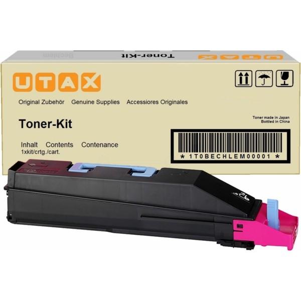 Original Utax 654010014 Toner magenta 18.000 Seiten