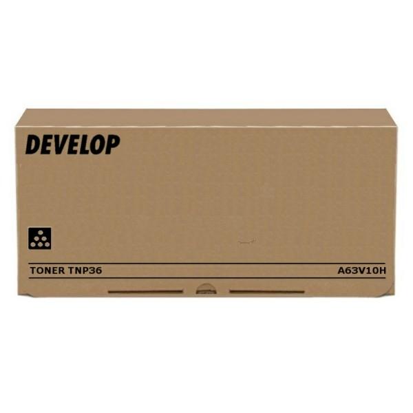 Original Develop A63V10H / TNP-36 Toner-Kit schwarz return program 10.000 Seiten