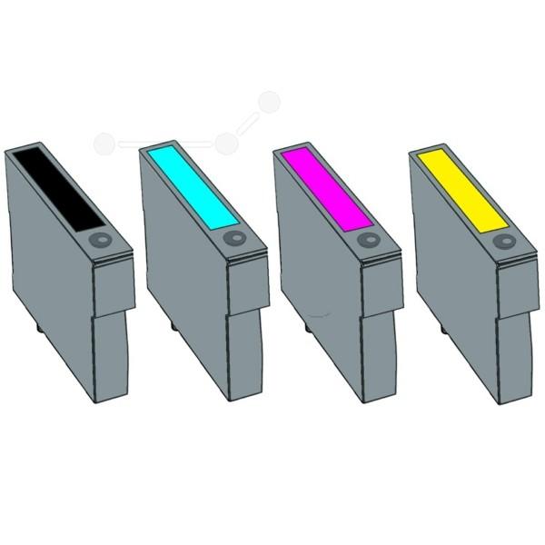 Original Epson C13T12954010 / T1295 Tintenpatrone MultiPack Bk,C,M,Y 11,2 ml + 3x7 ml