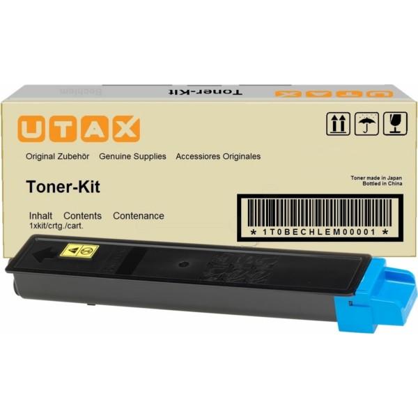 Original Utax 662511011 / CK-8510 C Toner-Kit cyan 12.000 Seiten