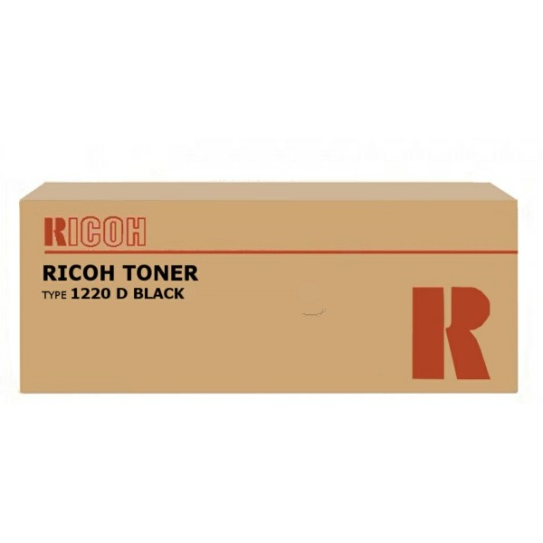 Original Ricoh 888087 / TYPE 1220 D Toner schwarz 9.000 Seiten