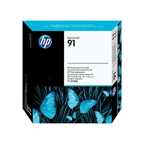Original HP C9518A / 91 Maintenance-Kit