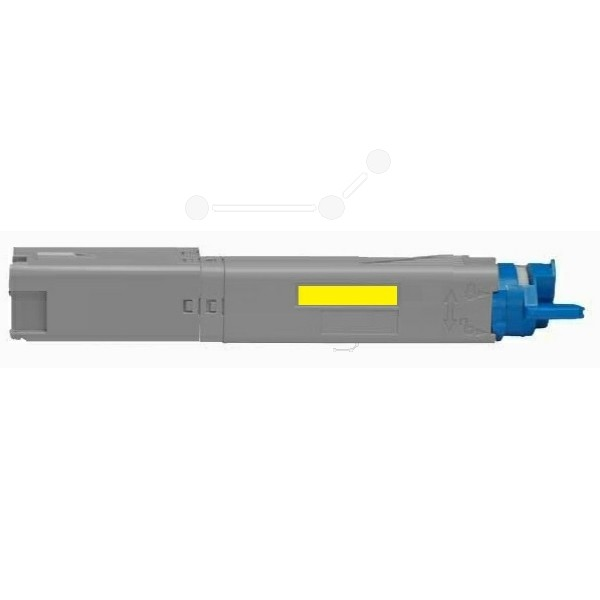 Original OKI 43459329 Toner gelb 2.500 Seiten