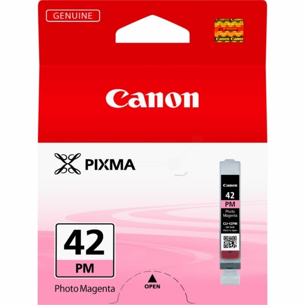 Original Canon 6389B001 / CLI-42 PM Tintenpatrone magenta hell 13 ml