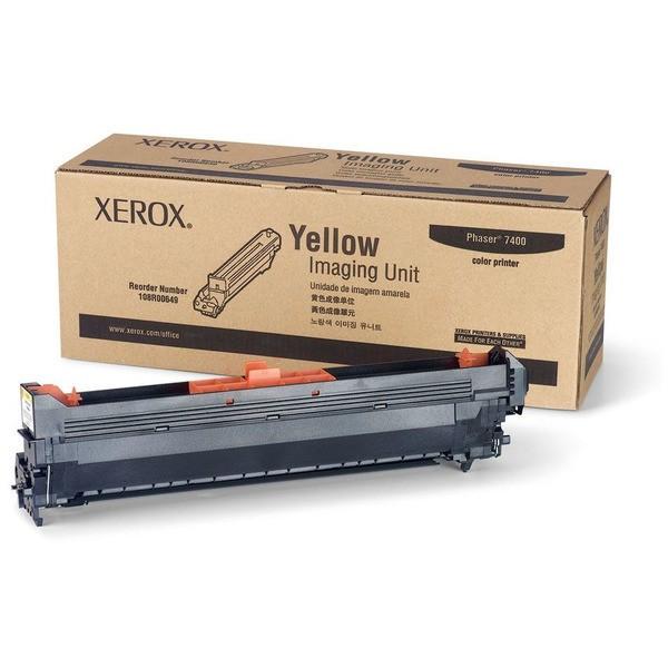 Original Xerox 108R00649 Drum Kit gelb 30.000 Seiten