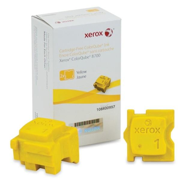 Original Xerox 108R00997 Festtinte in Color-Stix gelb 4.200 Seiten