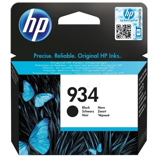 Original HP C2P19AE / 934 Tintenpatrone schwarz 9 ml 400 Seiten