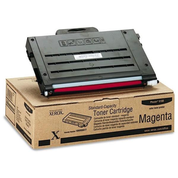 Original Xerox 106R00677 Toner magenta 2.000 Seiten