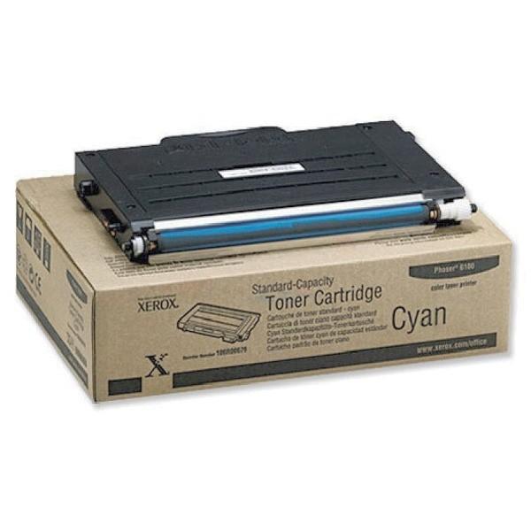 Original Xerox 106R00676 Toner cyan 2.000 Seiten