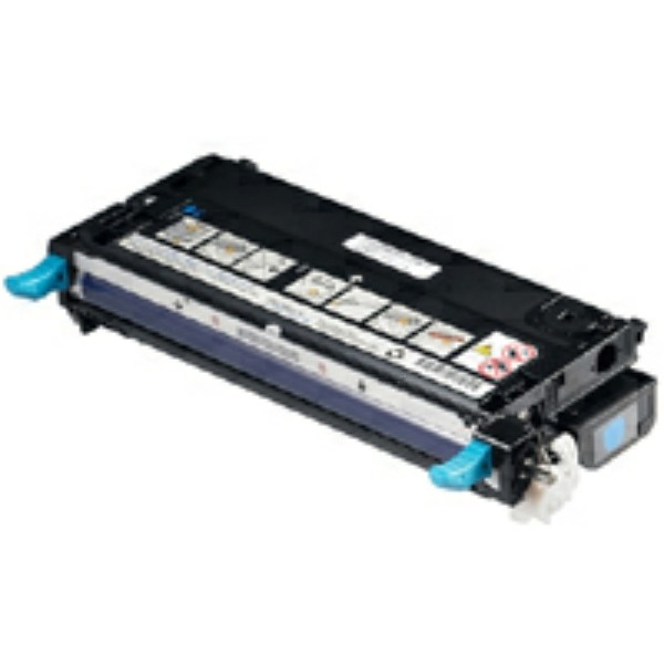 Original Dell 59310166 / RF012 Toner cyan 4.000 Seiten