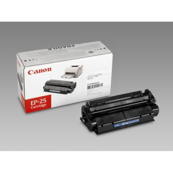 Original Canon 5773A004 / EP-25 Tonerkartusche schwarz 2.500 Seiten