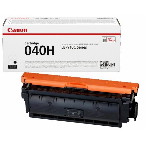 Original Canon 0461C001 / 040 HBK Tonerkartusche schwarz 12.500 Seiten