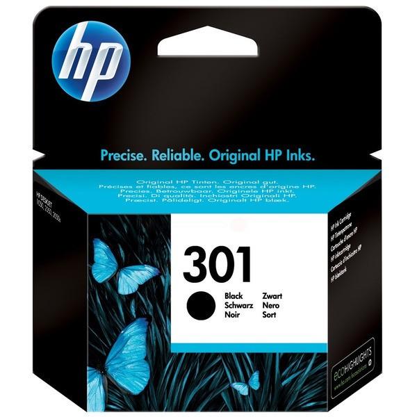 Original HP CH561EE / 301 Druckkopfpatrone schwarz 3 ml 190 Seiten