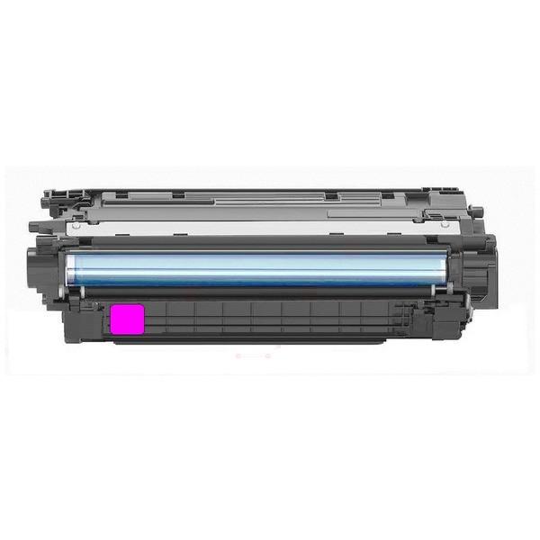 Original HP CF033A / 646A Tonerkartusche magenta 12.500 Seiten
