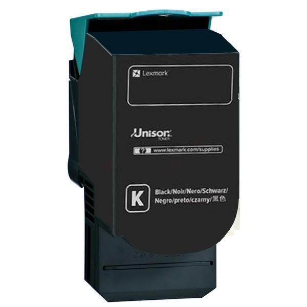 Original Lexmark C2320K0 Toner-Kit schwarz return program 1.000 Seiten