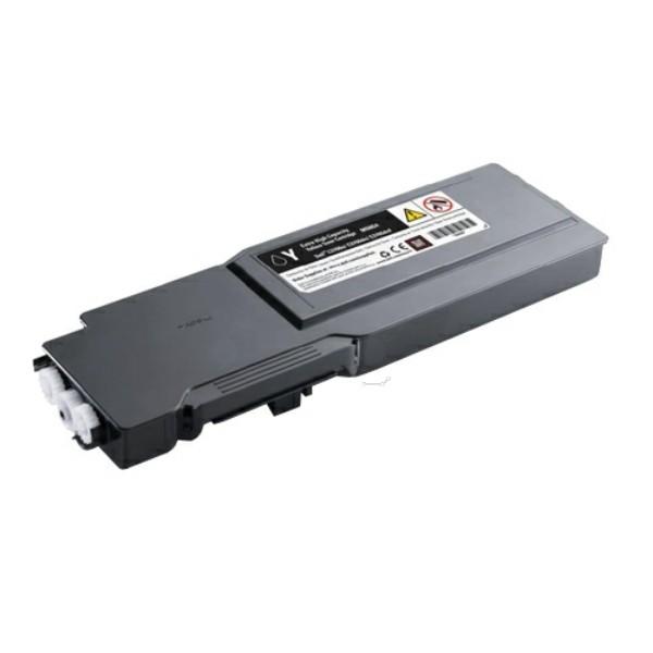 Original Dell 59311120 / F8N91 Toner-Kit gelb 9.000 Seiten