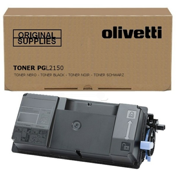Original Olivetti B1073 Toner-Kit 25.000 Seiten