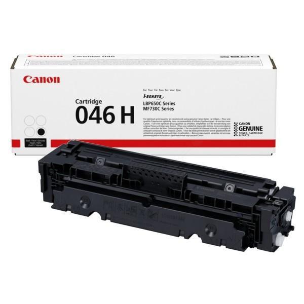 Original Canon 1254C002 / 046H Tonerkartusche schwarz 6.300 Seiten