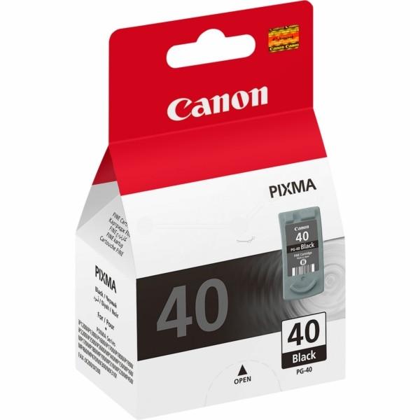 Original Canon 0615B001 / PG-40 Druckkopfpatrone schwarz 16 ml