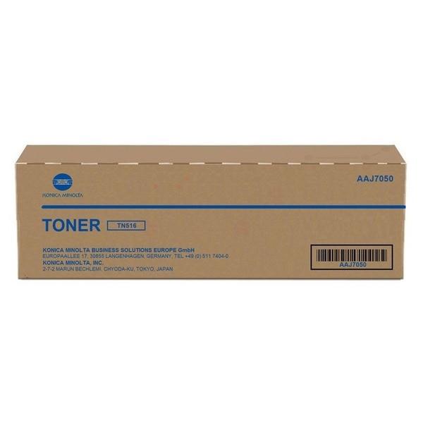 Original Konica Minolta AAJ7050 / TN-516 Toner 31.200 Seiten